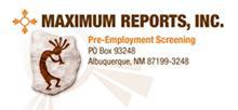 Maximumreports logo